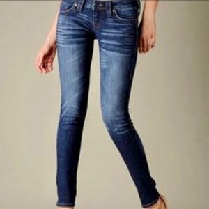 Express Stella skinny  jeans size 6 short mid rise
